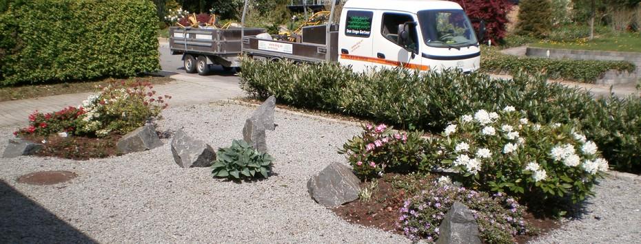 Havebeplantning - Den Unge Gartner - Anlægsgartner